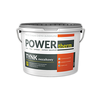 Tynk Mozaikowy POWERtherm