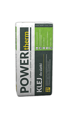 Klej do Siatki POWERtherm